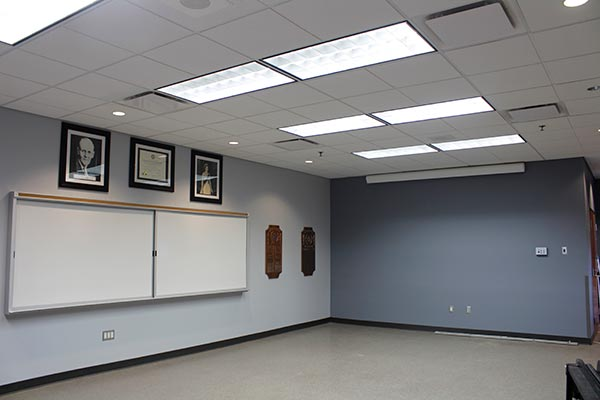 Picture of the Rotary Club Meeting Room