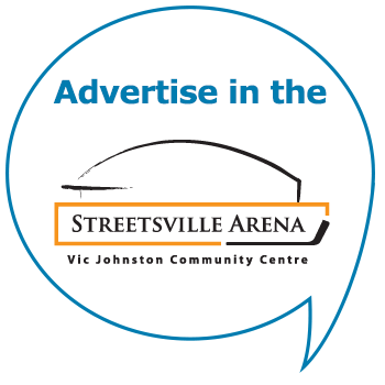 Advertise in the Vic Johnston Community Centre