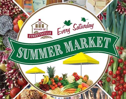 Streetsville Summer Markett